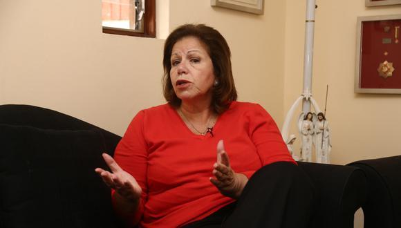 """Lourdes Flores afirma que llamará a Pedro Castillo """"ciudadano proclamado presidente"""""""