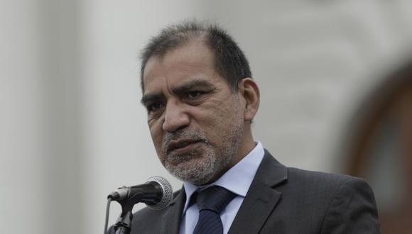 Luis Barranzuela no asistirá a la Comisión de Defensa del Congreso este viernes