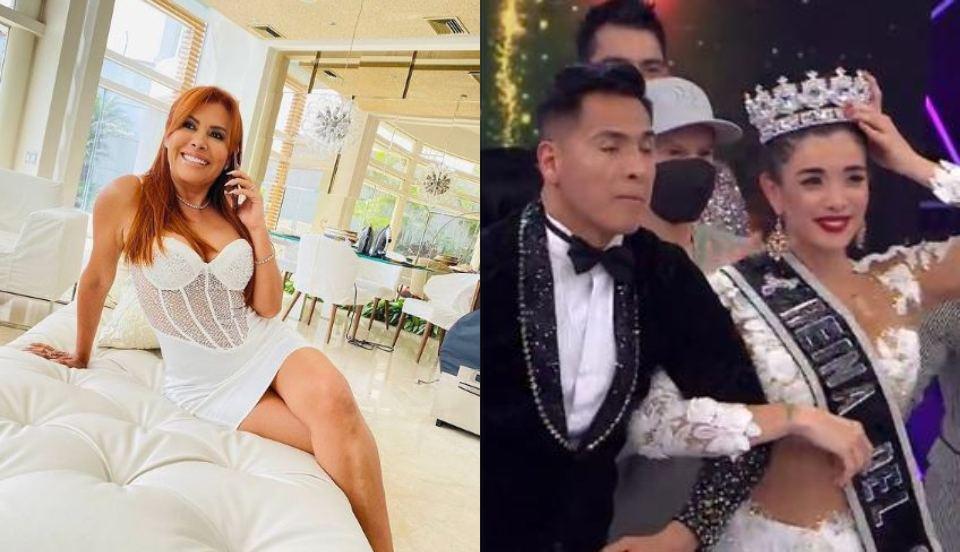 """Magaly Medina luego que Korina Rivadeneira gane en Reinas del Show: """"No se necesita ser bruja"""""""