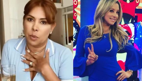 "Magaly Medina a Sofía Franco: ""Primero sánate emocionalmente"""