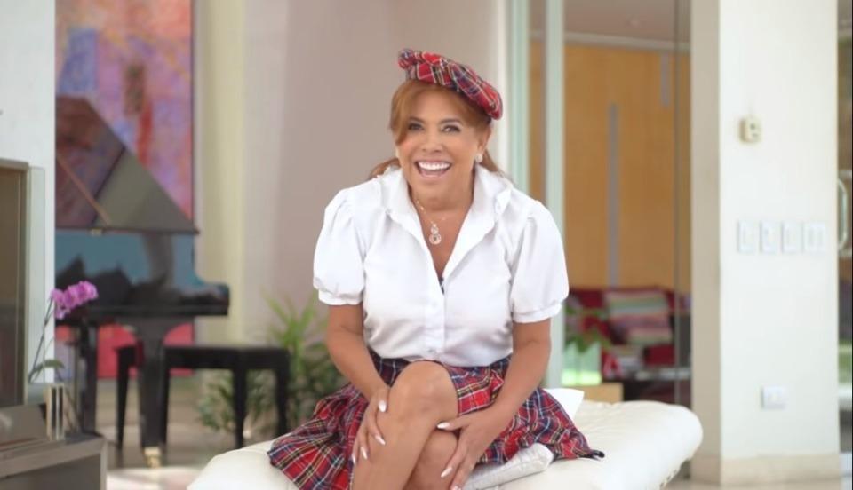 """Magaly Medina recuerda su época escolar: """"A mí nadie me podía hacer bullying"""""""