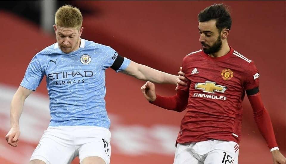 Manchester City vs. Manchester United: Cómo y dónde VER EN VIVO el partido por la Premier League