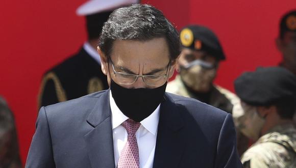 Martín Vizcarra: PJ deja al voto apelación de expresidente contra inhabilitación política