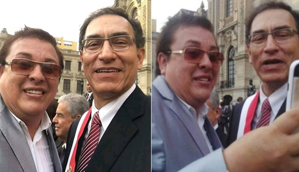 """Martín Vizcarra ante fiscalía: Richard Cisneros """"daba su opinión por mensajes de WhatsApp y lo dejaba en visto"""""""