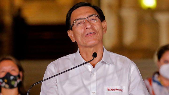 """Martín Vizcarra afirma que no será parte """"ni directa ni indirectamente"""" del gobierno de Pedro Castillo"""