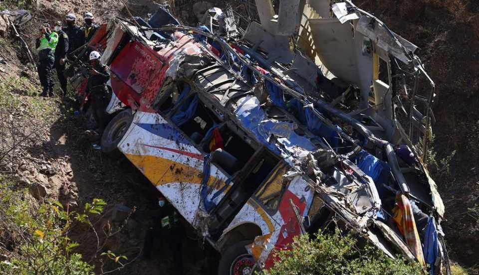 Tragedia en Matucana: Cuerpo sin vida de hombre fue hallado 3 días después debajo del autobús