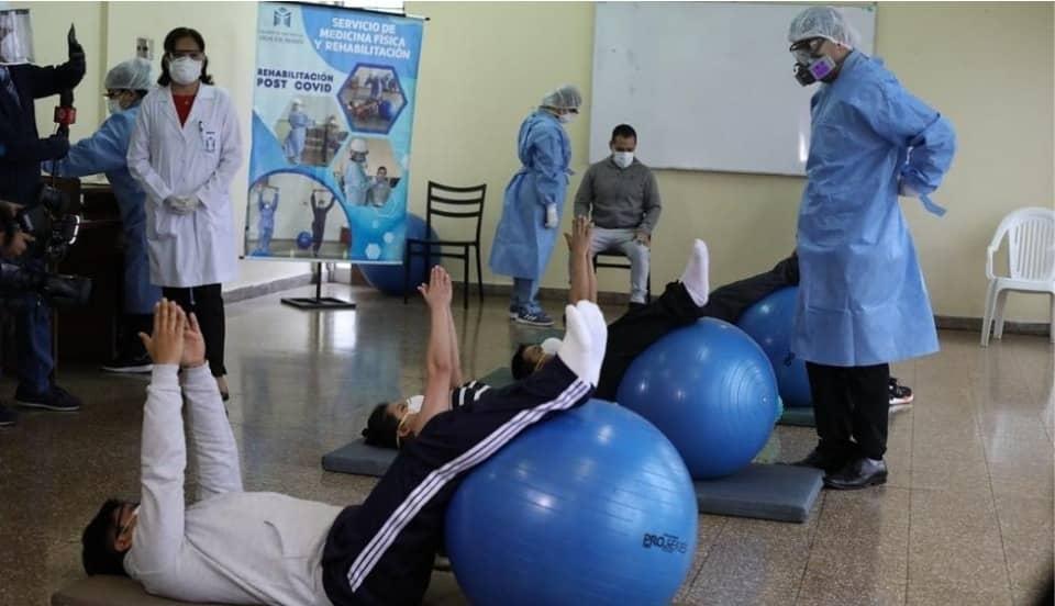 Una buena: Más de 300 médicos se recuperaron de secuelas por COVID-19