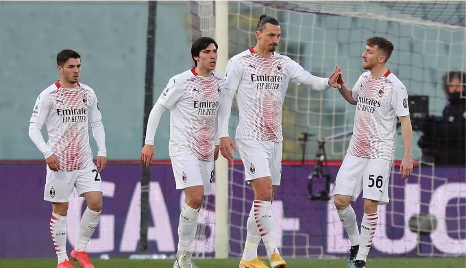 Sueña con la Serie A: Milan vence 3-2 a la Fiorentina y se acerca al líder Inter [VIDEO]