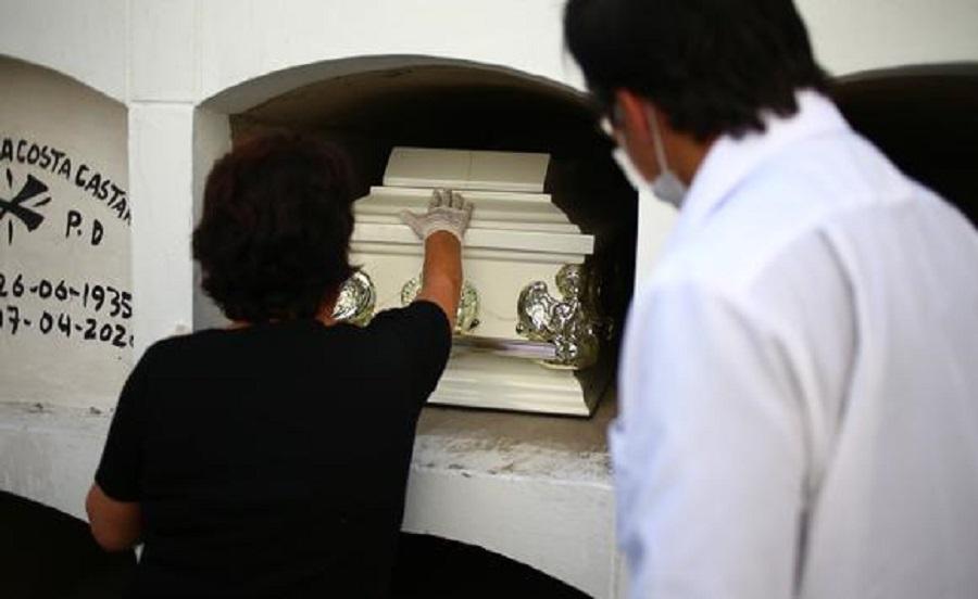 Minsa reporta 337 fallecidos y 13