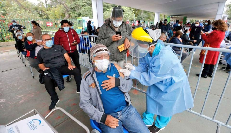 COVID-19: Minsa informa que el Perú ya recibió 11 millones de vacunas