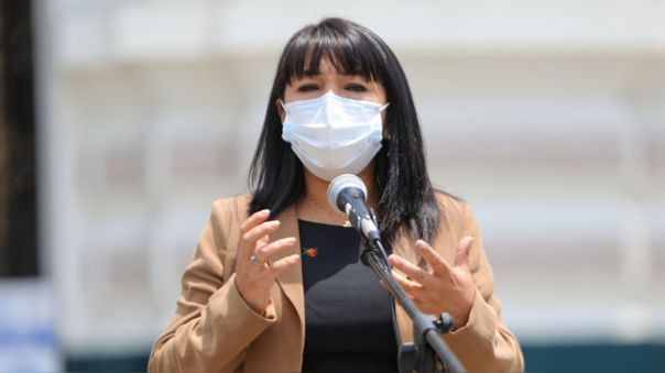 Mirtha Vásquez solicitará el voto de confianza al Congreso el próximo lunes