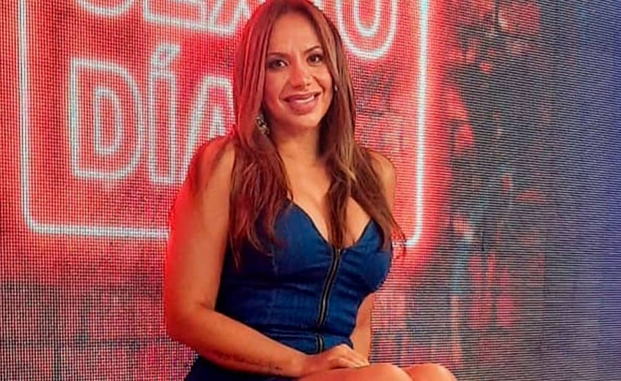 [VIDEO] Mónica Cabrejos anuncia con emoción que venció al COVID-19