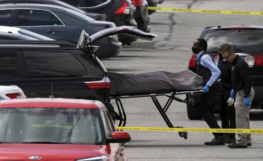 Matanza de Indianápolis: Reportan ocho muertos en tiroteo dentro de las oficinas FedEx