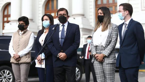 Voto de confianza: Avanza País evaluará la decisión que tomará