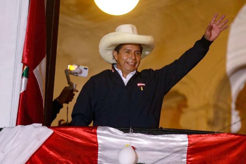 JNE entregará credencial de presidente de la República a Pedro Castillo