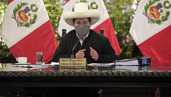 """Pedro Castillo: """"Nuestro país sostendrá relaciones diplomáticas con todos los países de América Latina y del mundo"""""""