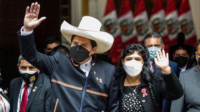 """Pedro Castillo a Lilia Paredes: """"Nada sin ti"""