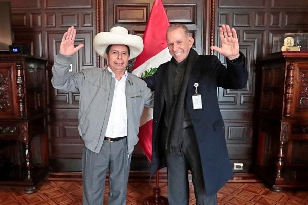 Ricardo Belmont asumirá la asesoría del Despacho Presidencial de Pedro Castillo