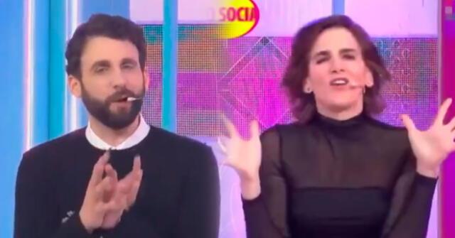 "Rodrigo González  y Gigi Mite aparecen ""de luto"" luego que Guido Bellido juramente como Premier"