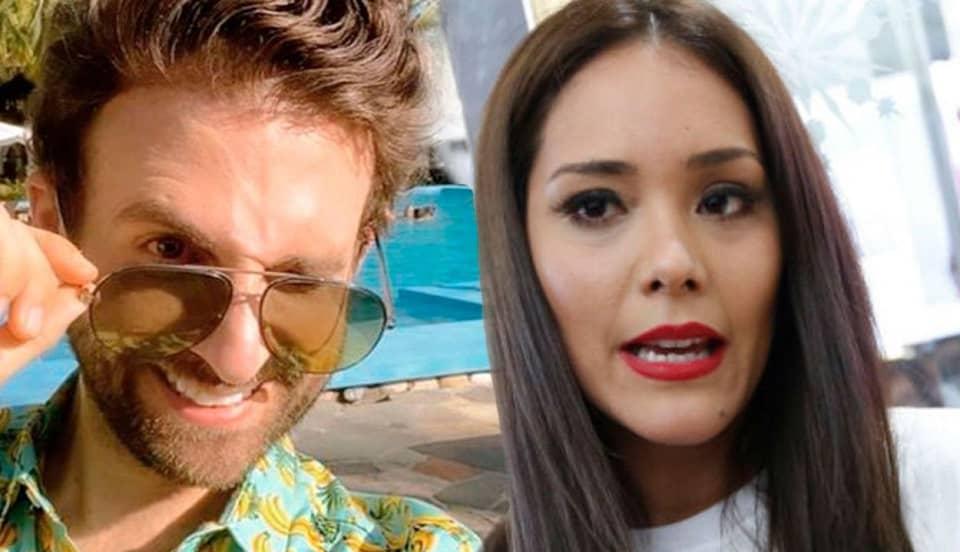 """(VIDEO) Rodrigo González ataca nuevamente a Karen Schwarz y la llama """"mosca muerta"""""""
