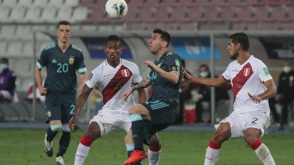 Perú vs. Argentina EN VIVO: Mira el minuto a minuto AQUÍ