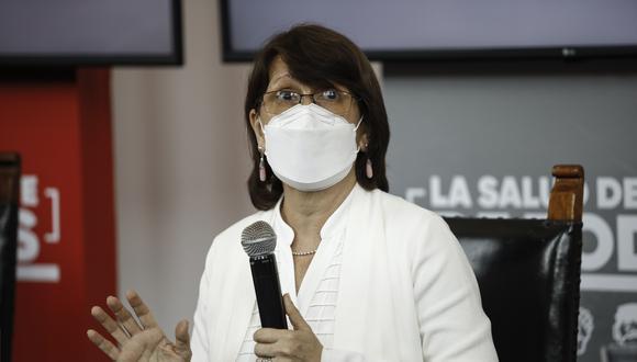 Pilar Mazzetti: Redactan moción de censura contra ministra de Salud por caso Martín Vizcarra