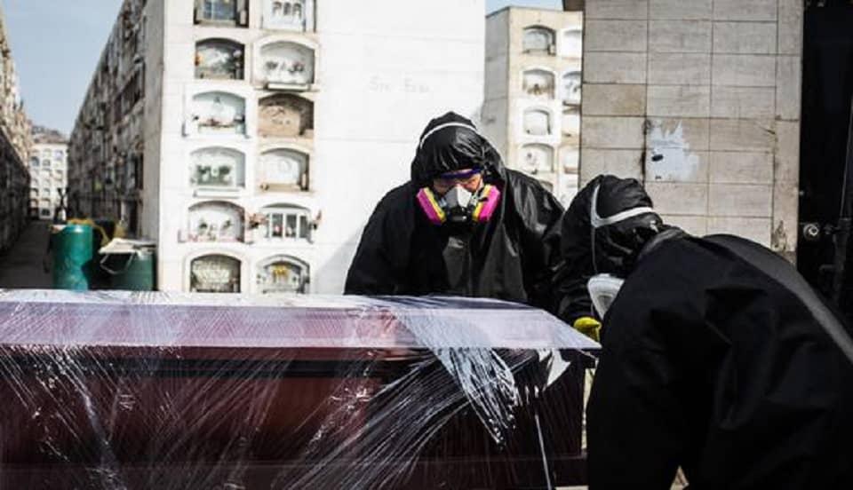Piura: Sinadef informa que número de fallecidos se redujo en un 16% en la región
