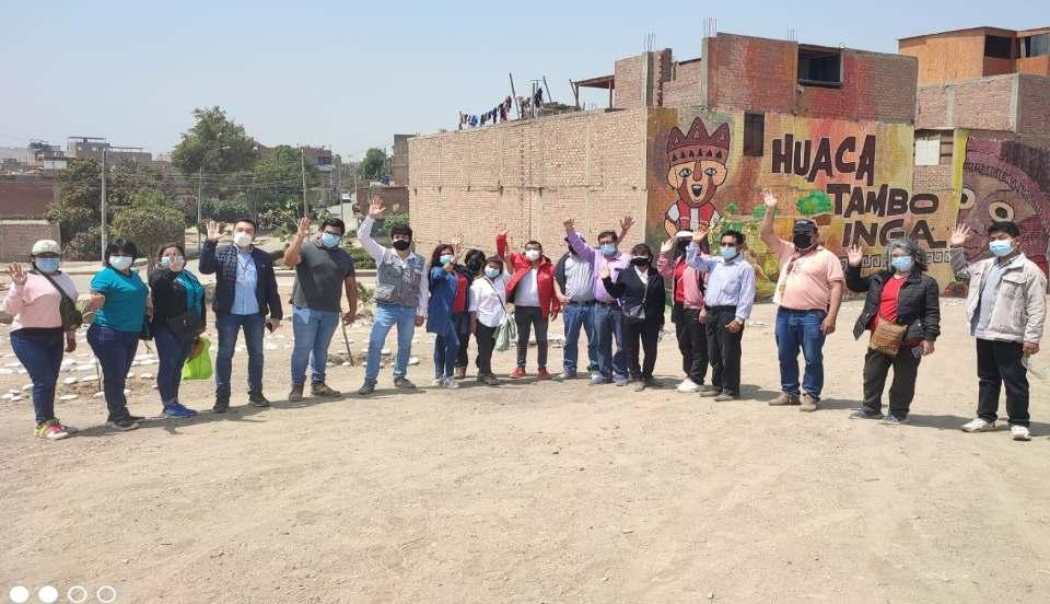 Puente Piedra: Facilitan visitas guiadas a la Huaca Tambo Inga