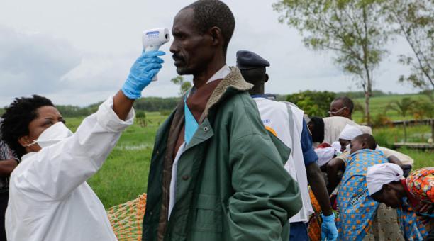 República Democrática del Congo: OMS estima que la enfermedad desconocida  puede ser coronavirus