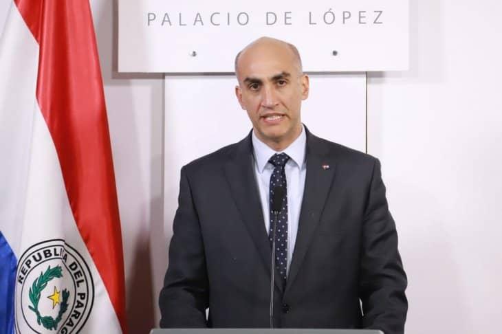 Ministro de Salud de Paraguay renuncia en medio de crisis por medicamentos