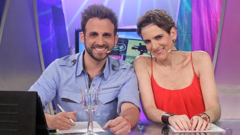 Amor y Fuego: Rodrigo González y Gigi Mitre renuevan contrato con Willax TV