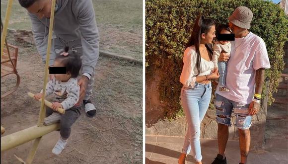 """Samahara Lobatón dedica tierno mensaje a Youna por el Día del Padre: """"Me hace feliz que seas un súper papá"""""""