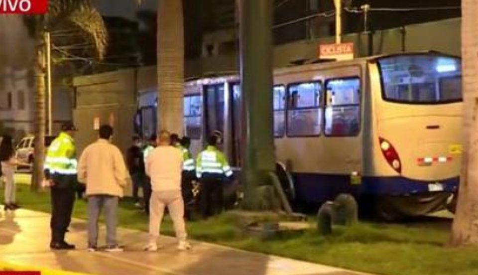 San Isidro: Ciclista murió tras ser atropellada por bus del Corredor Azul