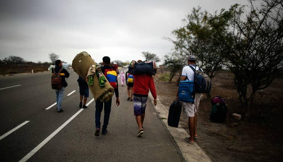 Segunda vuelta: exhortan a Castillo y Fujimori a hablar sobre migración venezolana