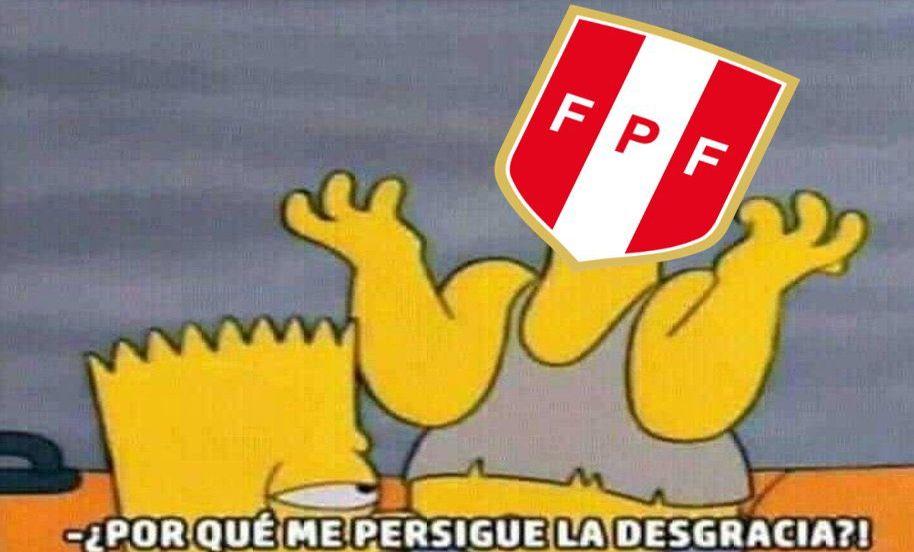 Perú vs Argentina: Usuarios crean divertidos memes tras la derrota de la Bicolor