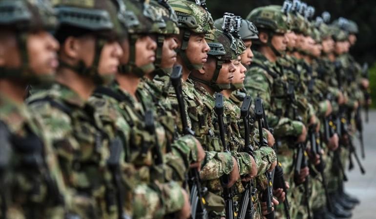 Mindef niega convocatoria para el servicio militar