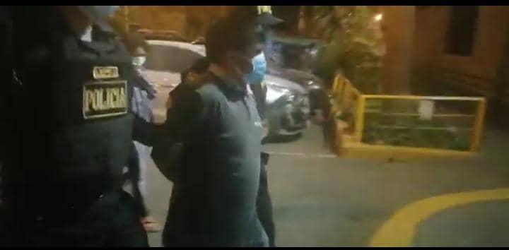 SJL: 'Monstruo de Huáscar' es detenido por la Policía