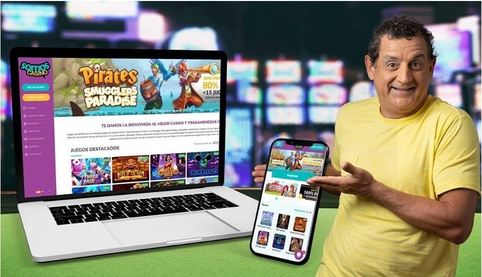 Diversión sin salir de casa con el novedoso sitio de casino online peruano: www.somoscasino.com