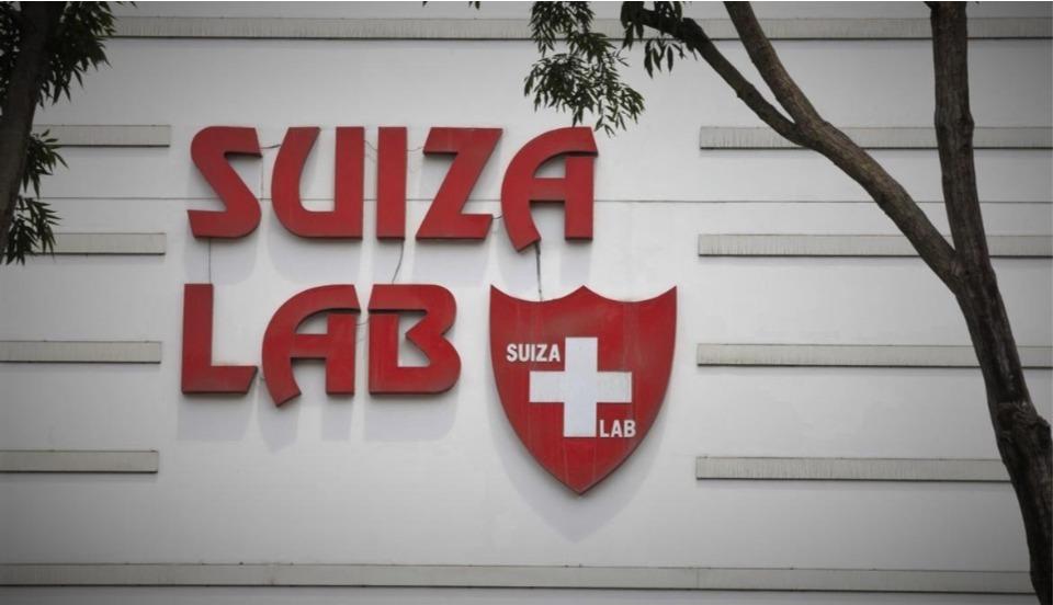 Suiza Lab responde luego que INS aseguró que no está facultado para realizar prueba moleculares
