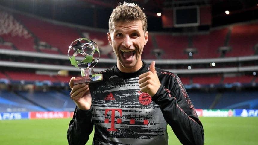 Bayern Múnich: Thomas Müller vuelve a entrenar luego de superar el COVID-19