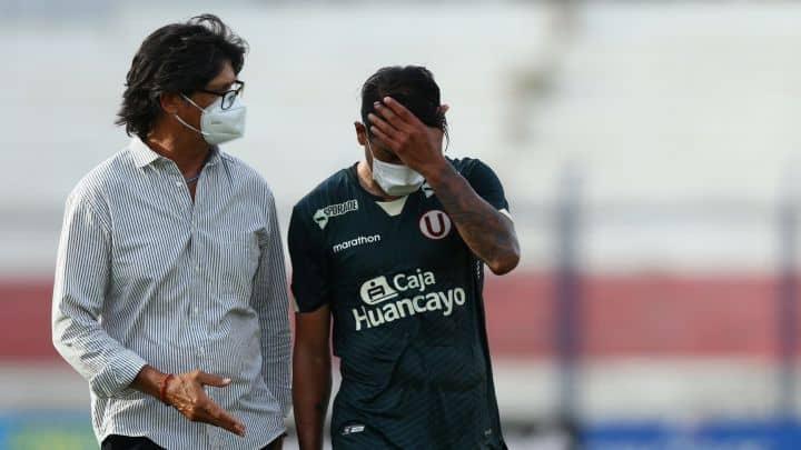 Universitario confirma dos nuevos positivos por COVID-19 previo a su duelo ante San Martín