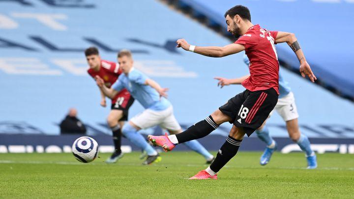 Premier League: United corta la gran racha victoriosa del City y se queda con el clásico de Manchester [VIDEO]