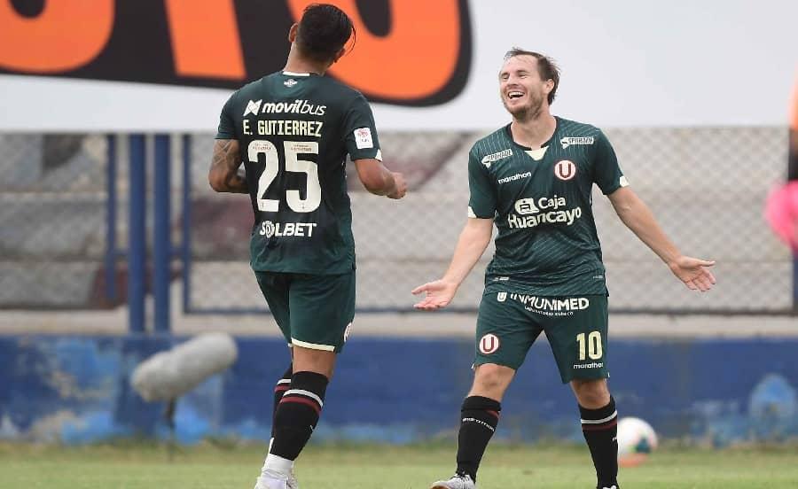 Universitario sale del fondo y consigue su primera victoria en Liga 1