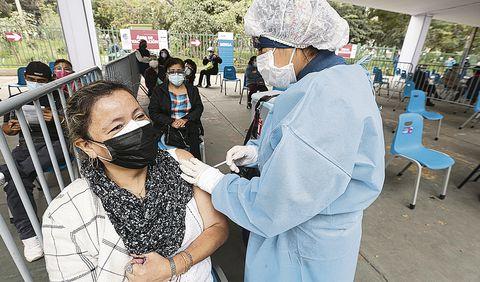 COVID-19: HOY inicia la vacunación a personas de 50 y 51 años en Lima y Callao