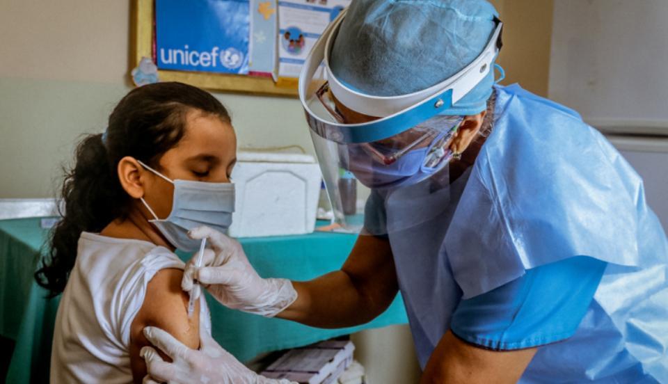 Estados Unidos distribuirá vacunas contra la COVID-19 para niños entre 5 y 11 años