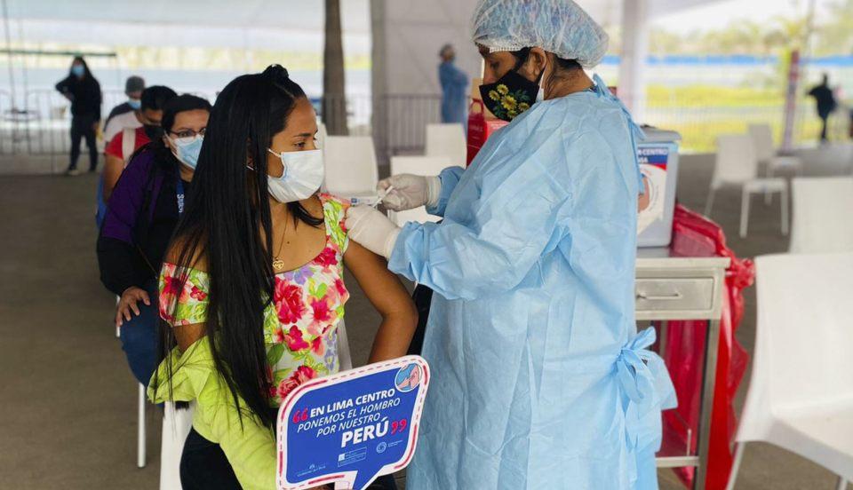 VacunaFest: Hoy inicia la jornada de inmunización a rezagados y jóvenes de 18 años