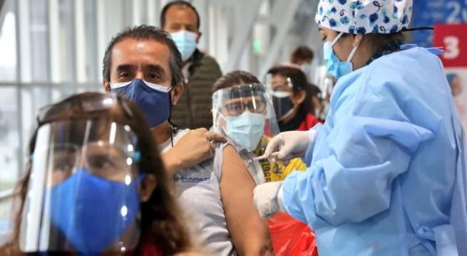Vacunatón contará con más de mil vacunadores que trabajarán mañana