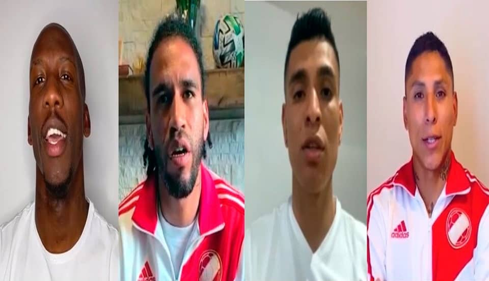 (VIDEO) Jugadores de la Selección se unen a campaña 'Ponte la camiseta' en favor de Keiko Fujimori