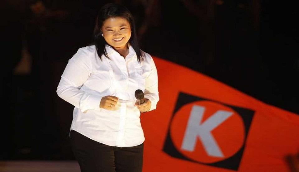 """(VIDEO) Keiko Fujimori: """"Vamos a bajar el impuesto selectivo al consumo para que baje el combustible"""""""