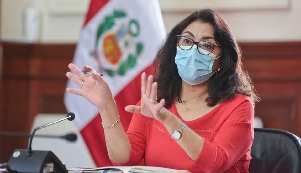 Violeta Bermúdez informa de ligero aumento de fallecidos por COVID-19 en la última semana